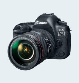 Stunning Canon EOS 5D Mark IV DSLR Camera